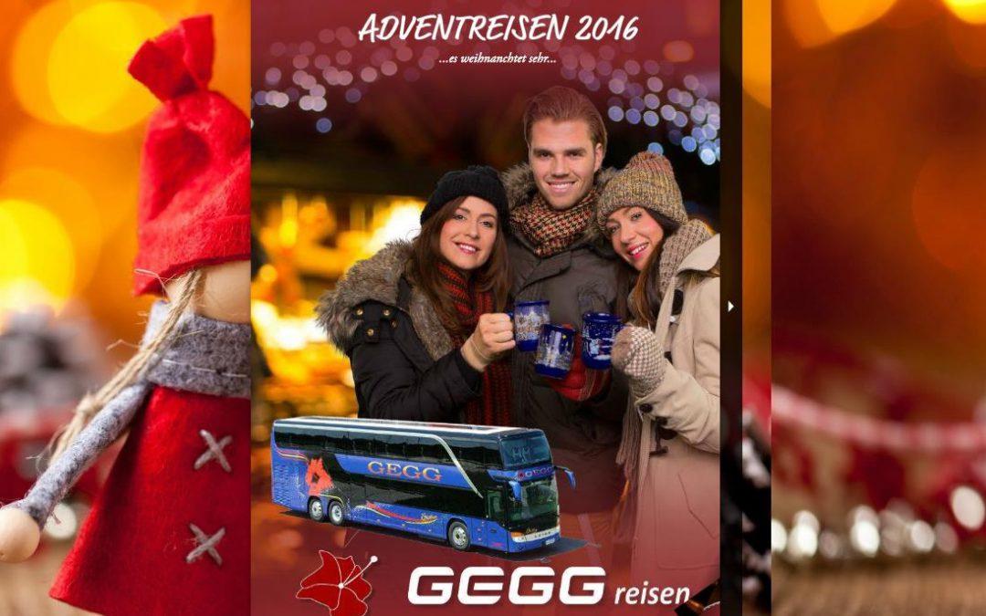 Adventreisen Online Katalog