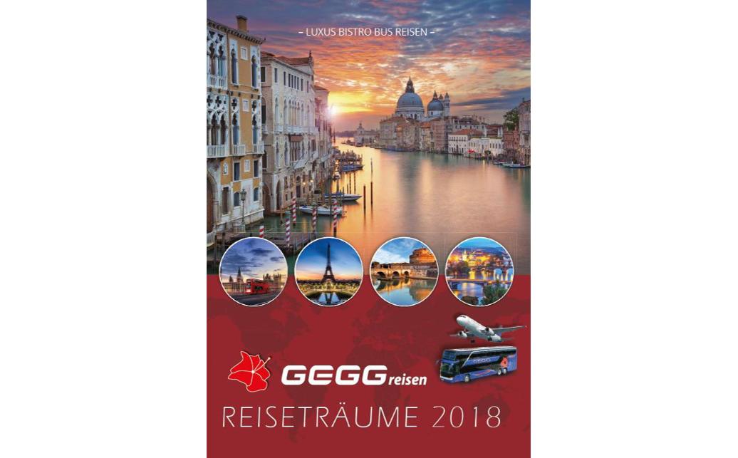Reiseträume 2018 Katalog