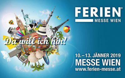 Ferienmesse Wien 2019